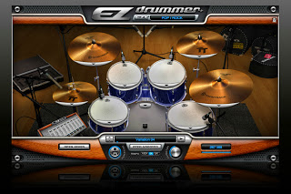 Software Drum MIDI EZ Drummer