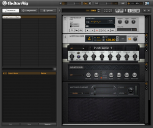 Software Efek Gitar Komputer PC: Guitar Rig 5