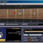 Software Belajar Gitar Guitar Guru
