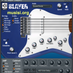 palm mute guitar fl studio
