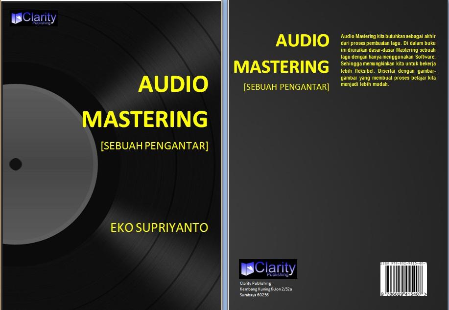 Buku Audio Mastering dengan Cubase