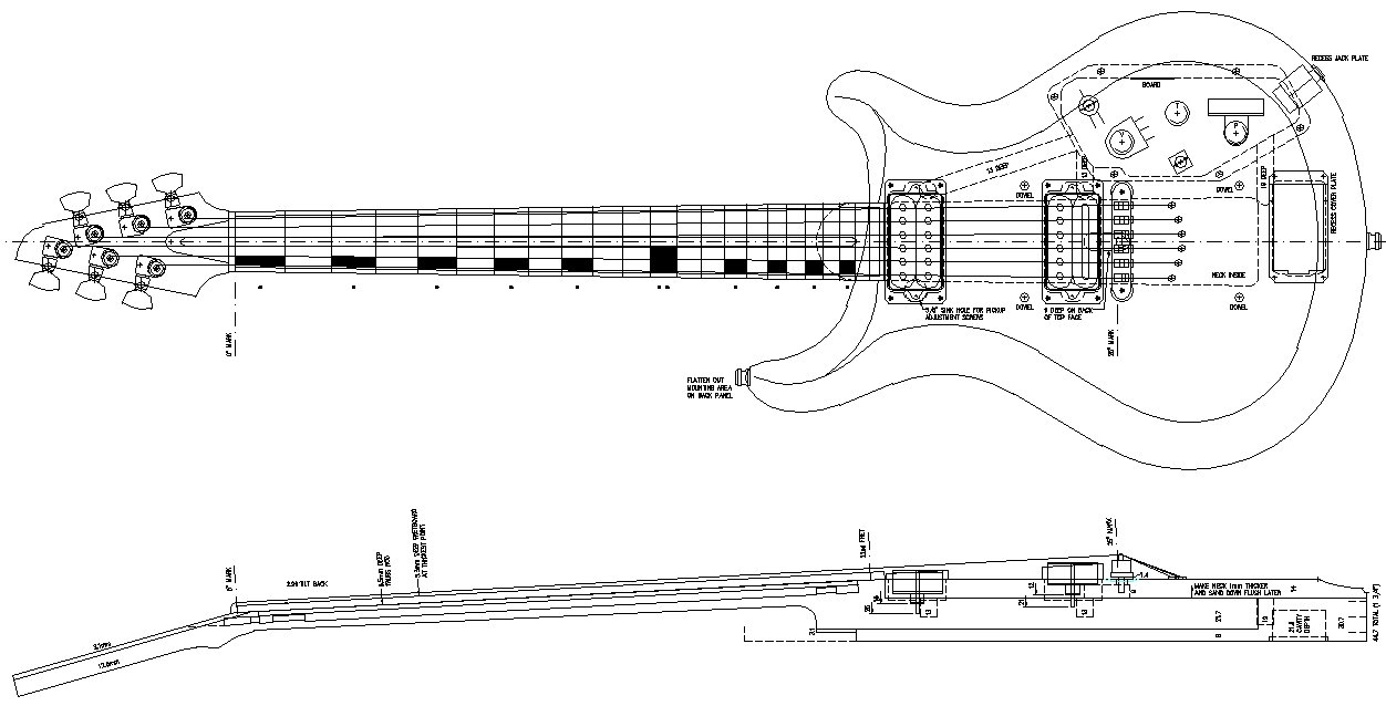 Diagram-Guitar