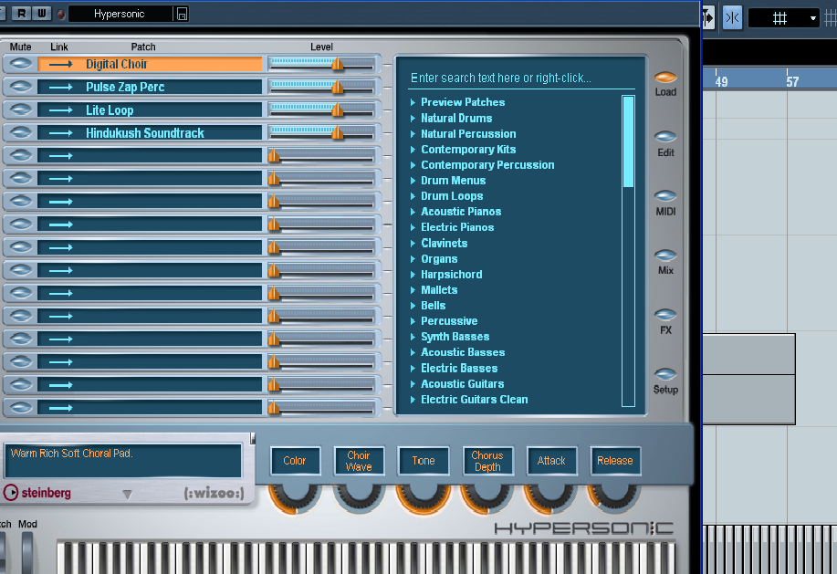FORMAT AUDIO MIDI DAN SOFTWARE RECORDING