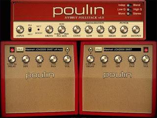 Vst Gitar Gratis LePou Poulin Hybrit series