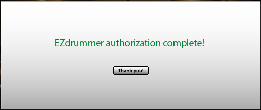 authorize complete