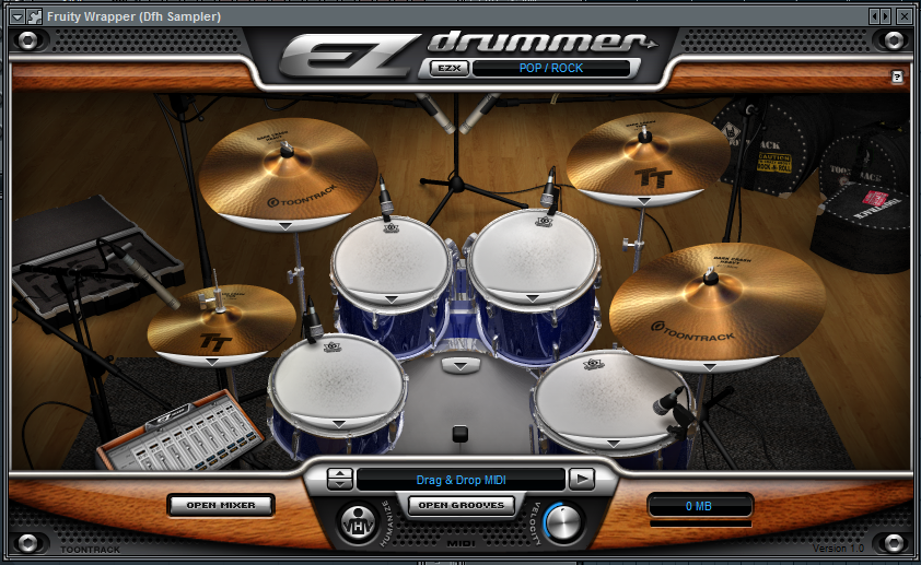 Download Keygen EzDrummer