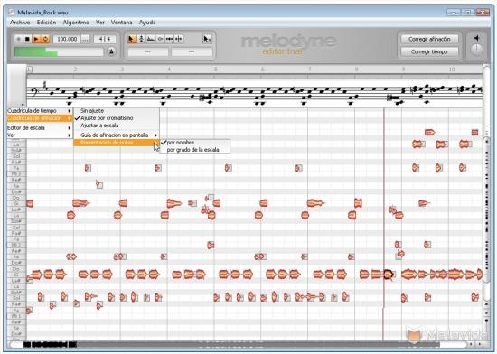 software memperbaiki suara fals, menghilangkan suara fals, edit suara fals