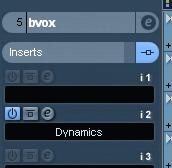membuka menu dynamic