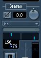 posisi stereo