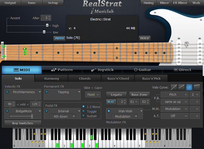 Download Plugin Gitar RealStrat fender stratocaster