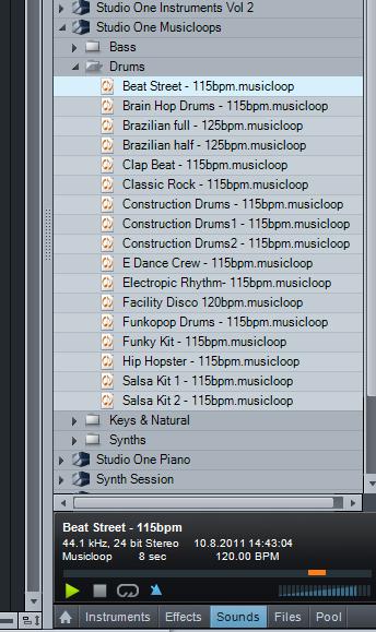 cara membuat lagu dengan drum digital