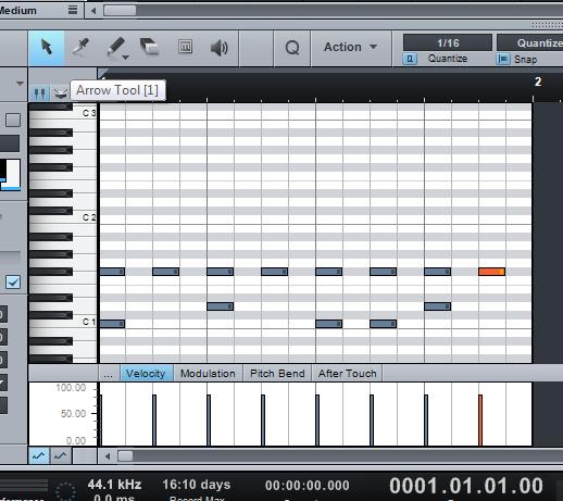 cara membuat pattern drum