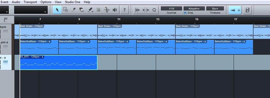 cara membuat suara bass