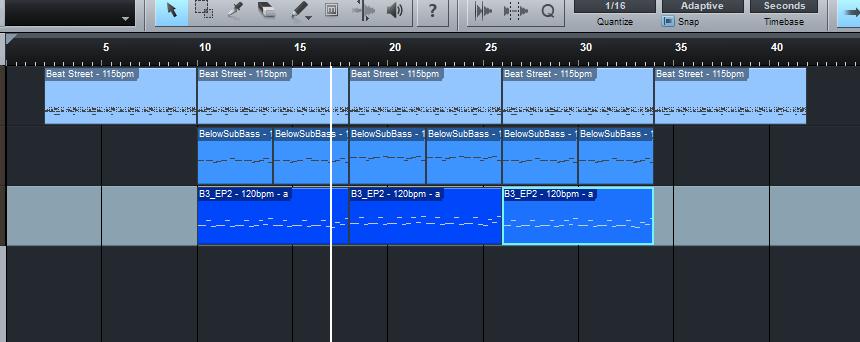 cara mengatur birama lagu