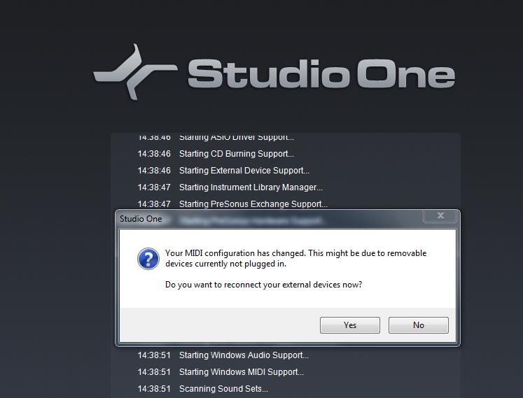 cara menggunakan studio one load midi