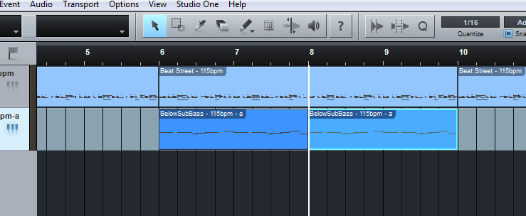 cara merekam lagu per track