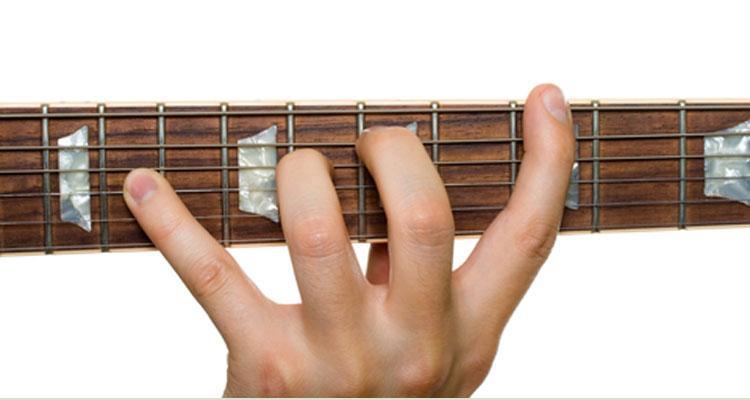 senam jari untuk latihan gitar