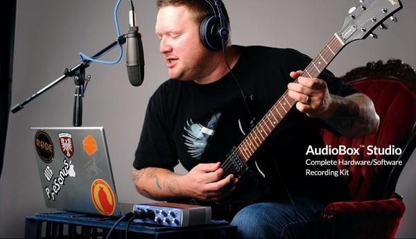 Cara menggunakan paket home recording presonus_studiobundle