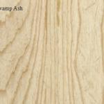 Jenis kayu untuk membuat gitar elektrik jenis Swamp Ash