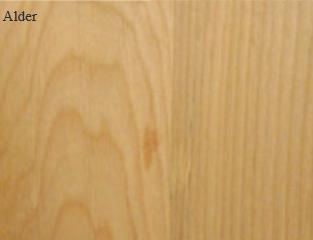 Kayu alder jenis kayu untuk gitar listrik