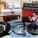 Paket home recording murah complete vocal and instrument recording package 2