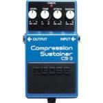 Efek gitar stompbox yang bagus dan murah Boss CS-3 Compression Sustainer