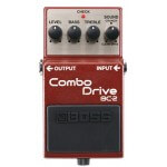 Harga efek gitar stombox boss BC-2 Combo Drive