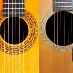 Perbandingan dan perbedaan senar gitar nylon dan string pada gitar akustik