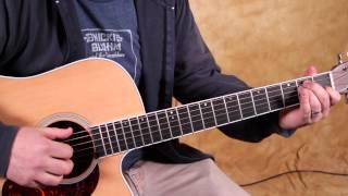 Lagu untuk latihan gitar akustik dengan mudah buat pemula