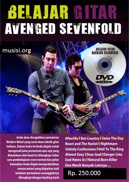 Belajar Gitar Avenged Seven Fold