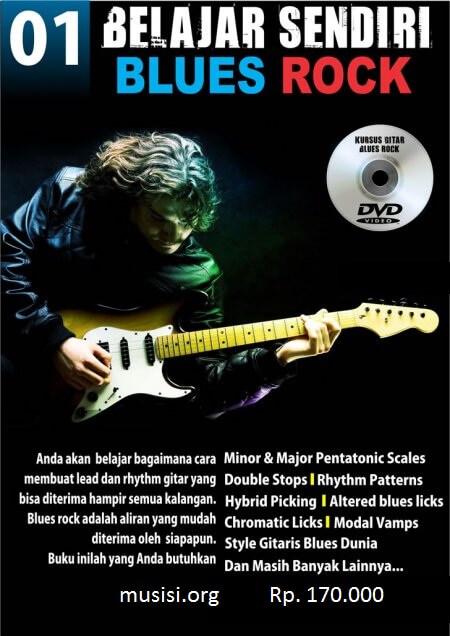Belajar Sendiri Blues Rock