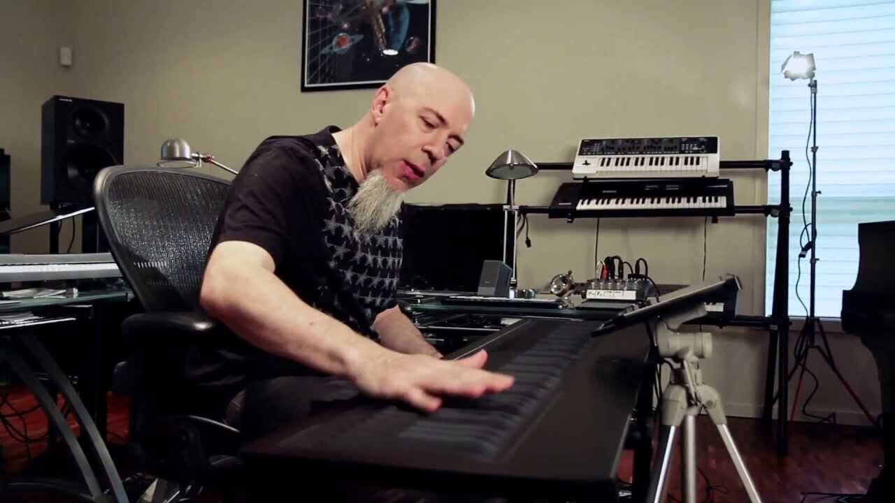 Video Tutorial Bermain keyboard dengan Jordan Rudes Keyboardist Dream Theater
