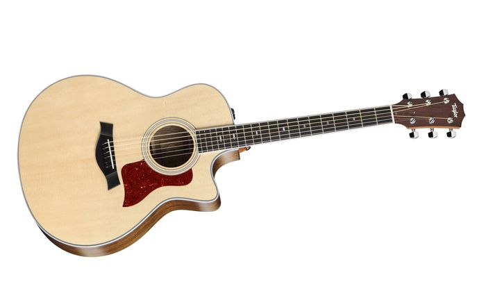Gitar akustik bagus taylor
