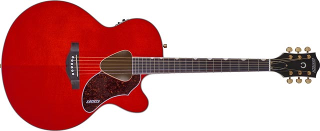 Gretsch gitar akustik