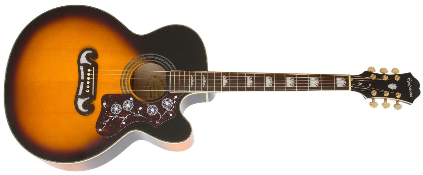 gitar akustik epiphone