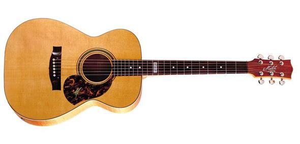 gitar akustik maton