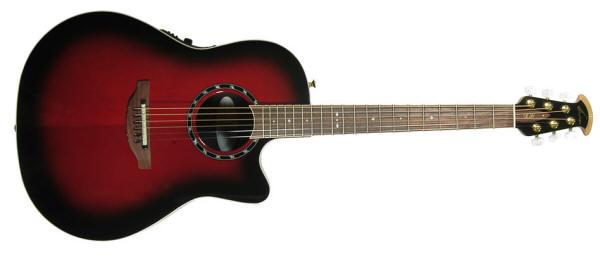 gitar akustik yang suaranya enak ovation
