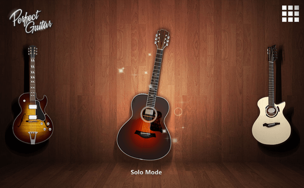 Guitar + : Aplikasi belajar gitar di Android