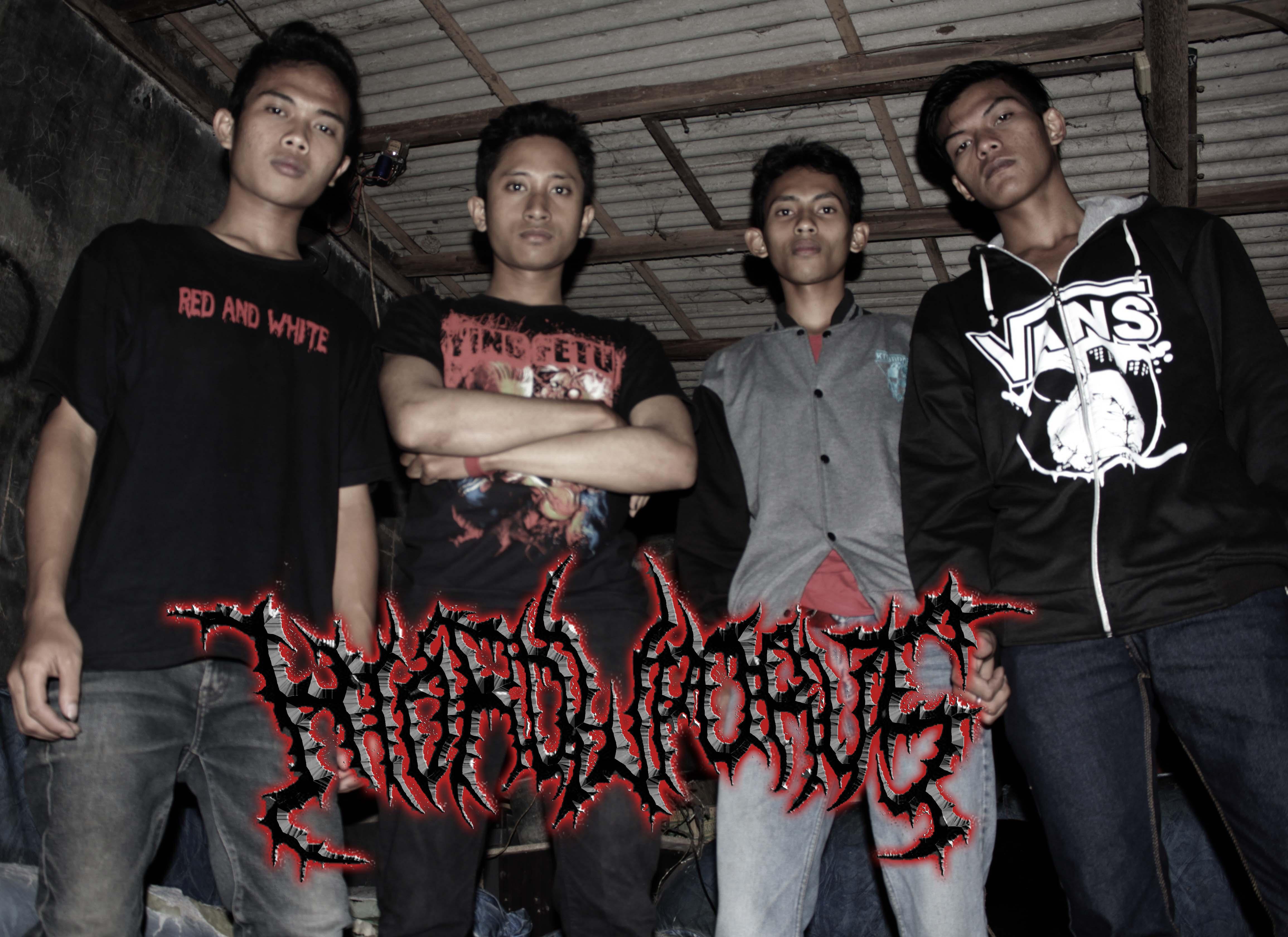 Hydrowporus: Band Indie Underground Indonesia Beraliran Slamming Death Metal Dari Banyuwangi