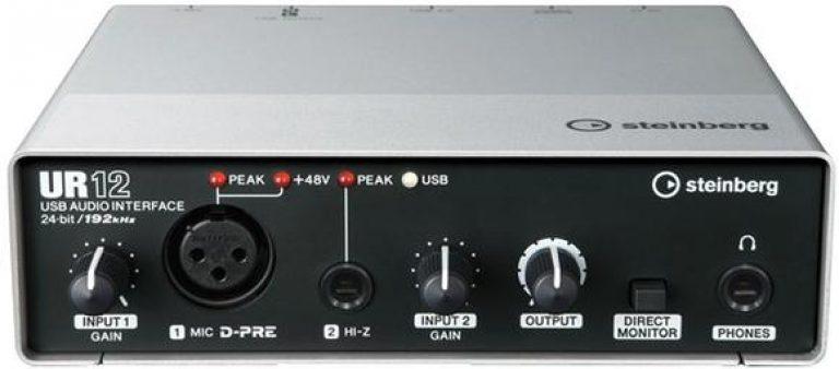 Soundcard atau lebih kerennya disebut sebagai Audio Interface adalah kebutuhan paling utama dalam home recording. Alat ini berfungsi mengubah sinyal analog dari sebuah instrument menjadi sinyal digital agar sinyal tersebut dapat diolah dan diedit sedemikian rupa agar dapat didengar dengan kualitas suara yang baik.