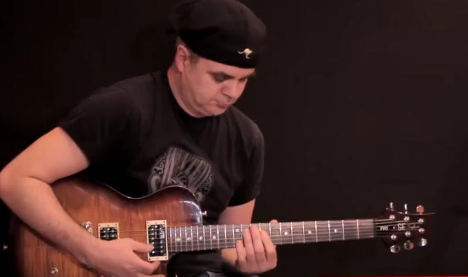 Teknik Melodi Gitar