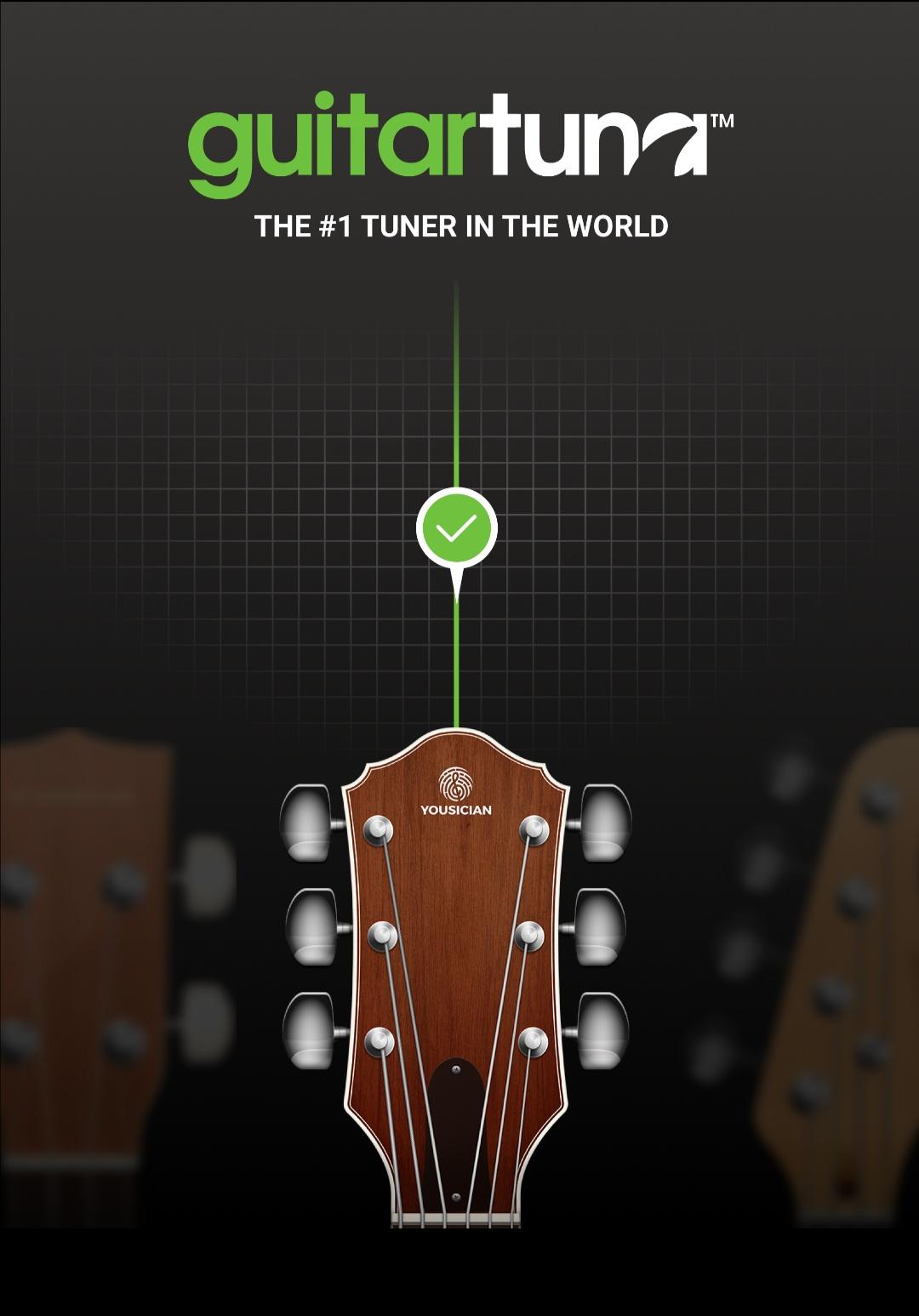 Aplikasi android stem gitar paling akurat