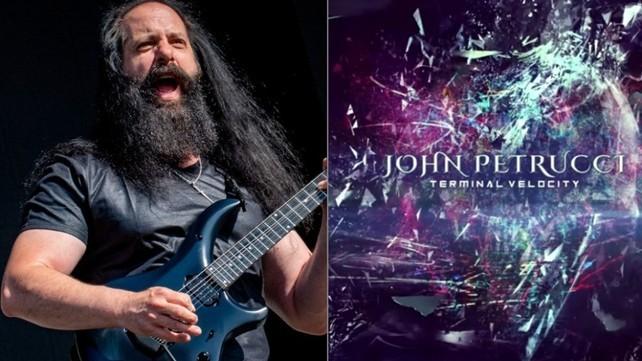 Album Baru Gitar Solo John Petrucci Dream Theater Segera Hadir