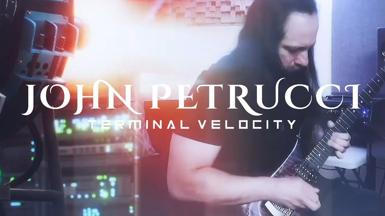 Single Album Solo Gitar Terbaru John Petrucci Terminal Velocity Dengan Teknik Melodi Gitar Tingkat Dewa