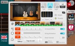 App Gitar sempurna untuk Anda. Guru gitar ini adalah salah satu gitar virtual yang terbaik untuk Android