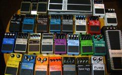 Daftar harga efek gitar stompbox boss