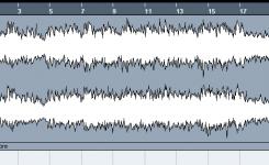 Data audio telah terinsert