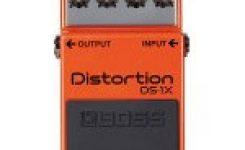 Efek gitar stompbox yang bagus dan murah BOSS DS-1X Distortion
