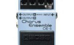 Efek gitar stompbox yang bagus dan murah Boss CE-5 Chorus Ensemble