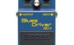 Harga efek gitar stombox boss BD-2 Blues Driver